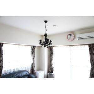 シャンデリア4灯 BS284−348 ブラック fj-94449  /照明/ライト/電気/リビング/ダイニング/寝室/|genco1|19