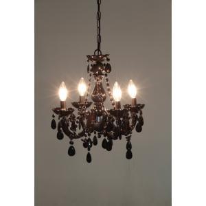 シャンデリア4灯 BS284−348 ブラック fj-94449  /照明/ライト/電気/リビング/ダイニング/寝室/|genco1|04