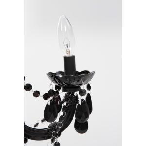シャンデリア4灯 BS284−348 ブラック fj-94449  /照明/ライト/電気/リビング/ダイニング/寝室/|genco1|06