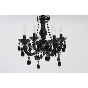 シャンデリア4灯 BS284−348 ブラック fj-94449  /照明/ライト/電気/リビング/ダイニング/寝室/|genco1|07