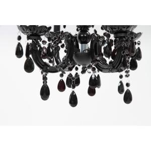 シャンデリア4灯 BS284−348 ブラック fj-94449  /照明/ライト/電気/リビング/ダイニング/寝室/|genco1|08