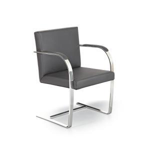 ミース・ファン・デル・ローエ ブルーノチェア Brno Chair in-inv0001-026l  /デザイナーズ/家具/ジェネリック/リプロダクト/椅子/イス/isu/チェアー/chair/|genco1