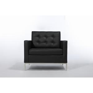 【保証付き】フローレンス・ノール 1205 ラウンジチェア 1p デラックスレザー kaw-sf7225adl  /デザイナーズ/家具/ジェネリック/リプロダクト/ソファ/ソファ genco1