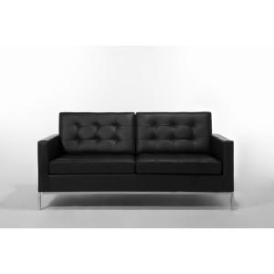 【保証付き】フローレンス・ノール 1206 セッティー 2p ファブリックB kaw-sf7225bfb  /デザイナーズ/家具/ジェネリック/リプロダクト/ソファ/ソファー/sofa genco1