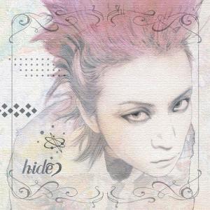 hide ヒデ インテリアパネル アートパネル hide Mサイズ 30cm×30cm lib-4122182s1|genco1