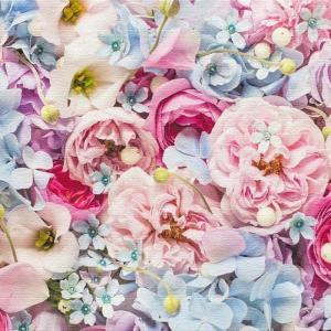 竹内陽子 壁掛けアート 花 写真 yt-300-pink-011 アートパネル アートデリ Mサイズ 30cm×30cm lib-5701892s1|genco1