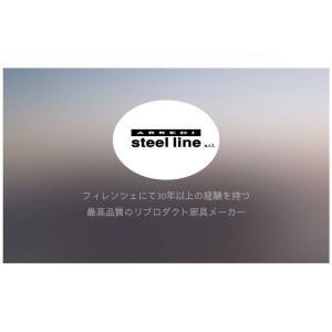 ミース・ファン・デル・ローエ ラウンジアームチェア レザー イタリア製 stl-580|genco1|04