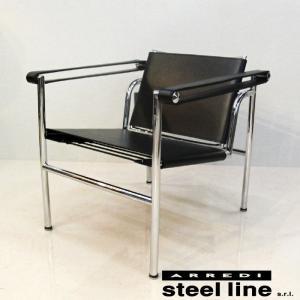 ル・コルビジェ LC1 スリングチェア レザー イタリア製 stl-701-le|genco1