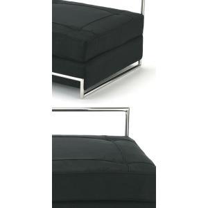アイリーン・グレイ デイベッド Day Bed ブラック ファブリック ソファーベッドtim-000338|genco1|04