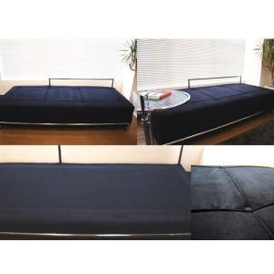 アイリーン・グレイ デイベッド Day Bed ブラック ファブリック ソファーベッドtim-000338|genco1|05