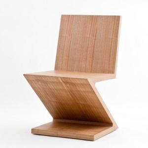 トーマス・リートフェルト ジグザグチェア Zig-Zag tim-000465  /デザイナーズ/家具/ジェネリック/リプロダクト/椅子/イス/isu/チェアー/chair/|genco1