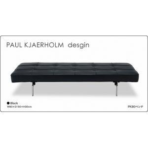 ポール・ケアホルム PK80ベンチソファー ベンチデイベッド2人掛けソファー tim-b010 genco1 08
