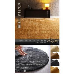 フェイクファーラグ Rojye ロジェ 261×352cm 6帖用 ts-040701154  /ラグ/カーペット/絨毯/マット/|genco1