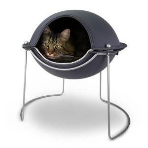 猫用ベッド hepper ニューヨーク生まれ Pod bed 猫用 al-h-podbed|genco2