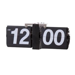 フリップクロック ブラック az-clk-118bk|genco2