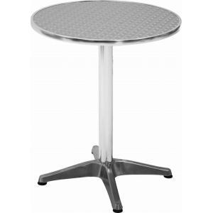 アルミテーブル φ60 JL−10 fj-65037|genco2