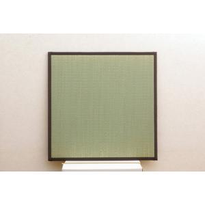 日本製 純国産 置き畳 ユニット畳 天竜 ブラウン 軽量タイプ 約82×164×1.7cm ×4枚、 約82×82×1.7cm ×1枚 ike-4859985s3|genco2|07