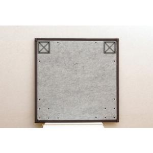 日本製 純国産 置き畳 ユニット畳 天竜 ブラウン 軽量タイプ 約82×164×1.7cm ×4枚、 約82×82×1.7cm ×1枚 ike-4859985s3|genco2|08