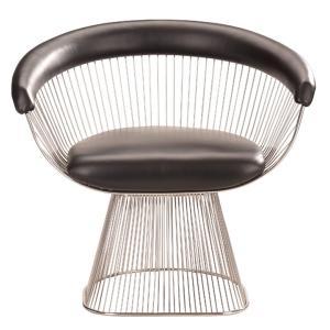 ウォーレン・プラットナー プラットナー チェア 本革(セミアニリン)   Platner Chair in-inv0001-165|genco2