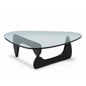 イサムノグチ コーヒーテーブル ガラス19ミリ tim-000275|genco2