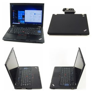 Lenovo ThinkPad T410 Office付き(14.1型ワイド / Core-i5 2.40G / 8GBメモリ / HDD 500GB / 無線LAN / Windows10 64bit)|genel|02
