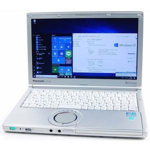 Panasonic Let'sNote CF-NX2 Office付き( 12.1インチワイド高解像度液晶 / Core-i5 2.60G / メモリ 8GB / HDD 320GB / 無線LAN / Windows10 64bit ) genel 02