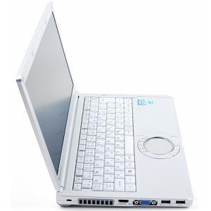 Panasonic Let'sNote CF-NX2 Office付き( 12.1インチワイド高解像度液晶 / Core-i5 2.60G / メモリ 8GB / HDD 320GB / 無線LAN / Windows10 64bit ) genel 03
