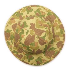 ダックハンター カモフラージュ柄 ハット (ワンウォッシュ) - USMC Duck Hunter Camo Hat (ONE-WASH)|generag|02