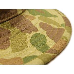 ダックハンター カモフラージュ柄 ハット (ワンウォッシュ) - USMC Duck Hunter Camo Hat (ONE-WASH)|generag|06