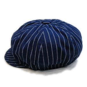 ウォバッシュ キャスケット(ワンウォッシュ) - Casquette Wabash Stripe (ONE-WASH) generag 02