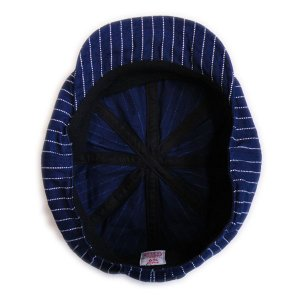 ウォバッシュ キャスケット(ワンウォッシュ) - Casquette Wabash Stripe (ONE-WASH) generag 05