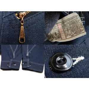 ビッグサイズ Lee 60's デッドストック 91-B デニムジャケット size 50 R|generag|04