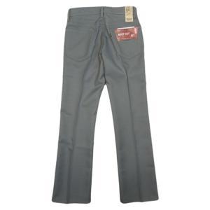 デッドストック リーバイス 517 ブーツカットパンツ グレー|generag
