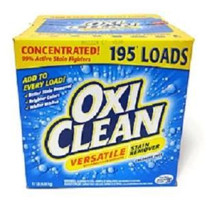 OXICLEAN(オキシクリーン) STAINREMOVER 4.98kg シミ取り 漂白洗剤 2箱