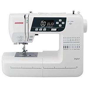 ジャノメ(JANOME) コンピュータ ミシン ワイドテーブル・説明DVD付き JN810|general-purpose
