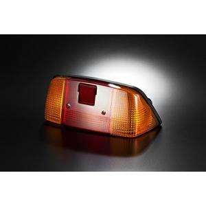 バイクパーツセンター テールライトASSY 赤/オレンジ レンズ ホンダ CBX400F 313150|general-purpose