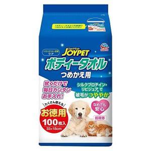 JOYPET(ジョイペット) ボディータオル 詰替 ペット用 100枚入|general-purpose