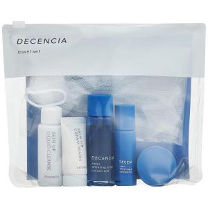 DECENCIA(ディセンシア) 乾燥・敏感肌用サエル トラベルセット 10日分