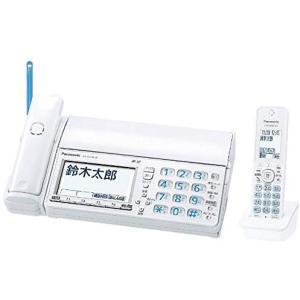 パナソニック デジタルコードレス普通紙ファクス(子機1台付き) ホワイト KX-PZ710DL-W|general-purpose
