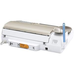 パナソニック おたっくす デジタルコードレスFAX 子機2台付き 1.9GHz DECT準拠方式 シャンパンゴールド KX-PD603DW-|general-purpose