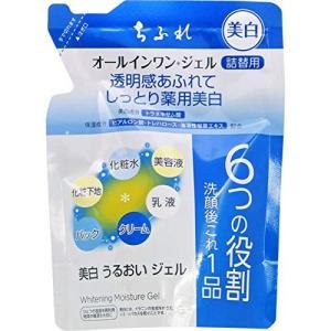 ちふれ化粧品 美白うるおいジェル 詰替 108g