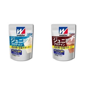 セット買いウイダー ジュニアプロテイン ヨーグルトドリンク味 240g (約12回分) カルシウム・ビタミン・鉄分配合 合成甘味料不使用 &|general-purpose