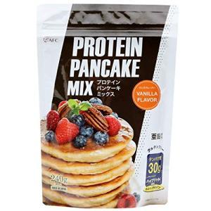 プロテインパンケーキミックス 240g たんぱく質 グルテンフリー 砂糖不使用 高タンパク パンケーキ 亜鉛 ホエイ カゼイン|general-purpose