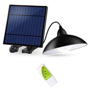 Aokyoung ソーラーライト 屋外 LED センサーライト 太陽光パネル充電 自動点灯/消灯 電気代不要 センサーライト 分離式 高輝度 general-purpose