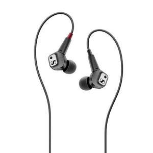 ゼンハイザー カナル型イヤホン 耳かけ式/低音域調整機能 国内正規品 IE 80 S