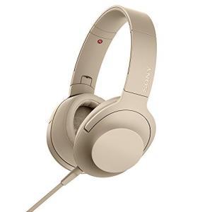 ソニー ヘッドホン h.ear on 2 MDR-H600A : ハイレゾ対応 密閉型 リモコン・マ...