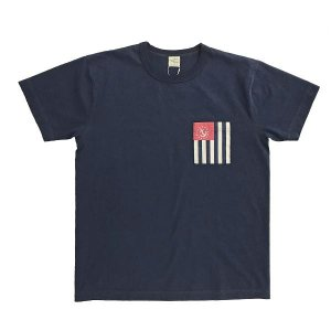 メール便送料無料  BUZZ RICKSON'S  SLUB YARN POCKET T-SHIRTS