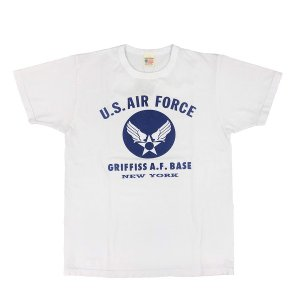 Tシャツ ミリタリー エアフォース BUZZ RICKSON'S S/S T-SHIRT