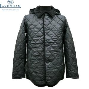 ラベンハム メンズ LAVENHAM DENSTON 3S デンストン キルティング コート ジャケット ダウン|generalstore-y