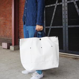 送料無料 横浜帆布鞄×GENERAL STORE Musette Grande Tote Bag グランデ トート バッグ|generalstore-y